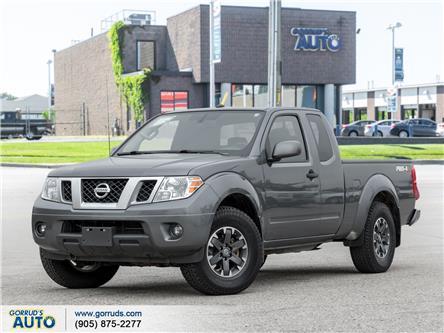 2019 Nissan Frontier PRO-4X (Stk: 774958) in Milton - Image 1 of 22
