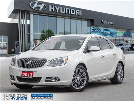 2013 Buick Verano Leather Package (Stk: D2664A) in Burlington - Image 1 of 22