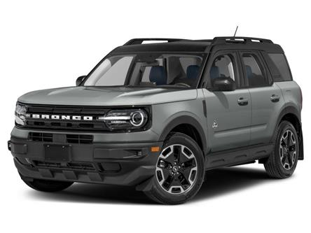 2021 Ford Bronco Sport Outer Banks (Stk: 21-8700) in Kanata - Image 1 of 9