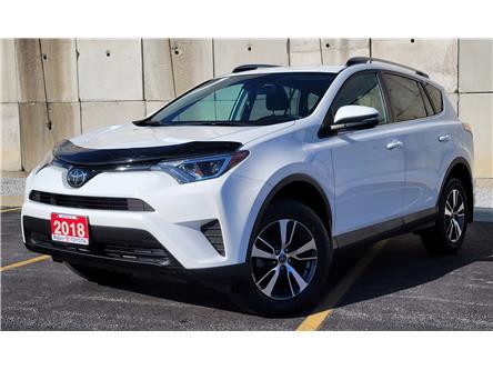 2018 Toyota RAV4 LE (Stk: 9159) in Sarnia - Image 1 of 17