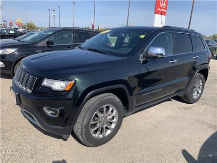 2015 Jeep Grand Cherokee Limited (Stk: 21255A) in Steinbach - Image 1 of 17