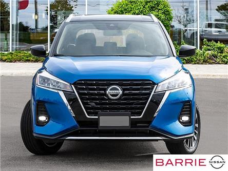 2021 Nissan Kicks SV (Stk: 21505) in Barrie - Image 1 of 22