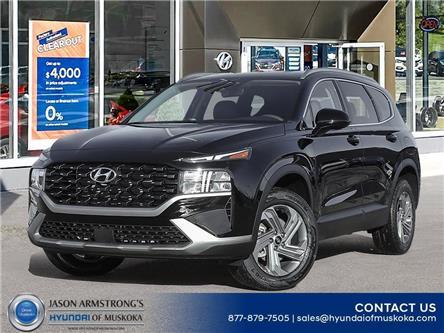 2022 Hyundai Santa Fe Preferred w/Trend Package (Stk: 122-068) in Huntsville - Image 1 of 9