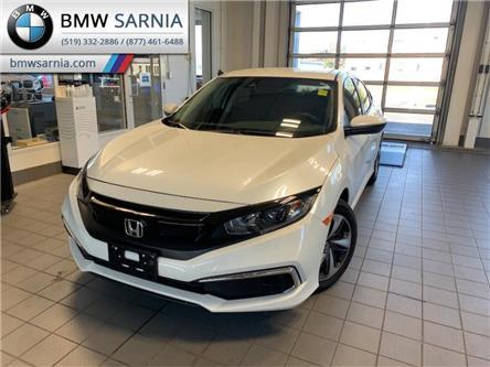 2021 Honda Civic LX (Stk: SFC2954) in Sarnia - Image 1 of 11