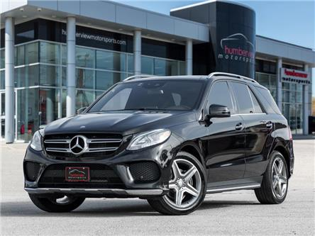 2016 Mercedes-Benz GLE-Class Base (Stk: 21HMS1111) in Mississauga - Image 1 of 28