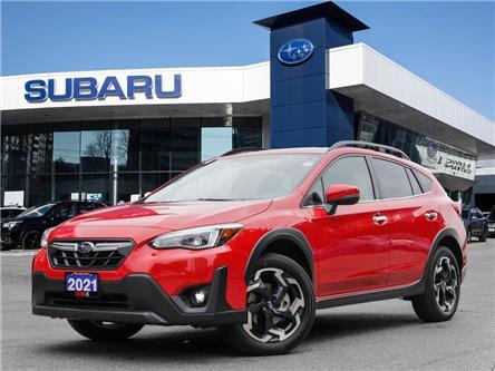 2021 Subaru Crosstrek Limited CVT >>No accident<< (Stk: 21D16) in Toronto - Image 1 of 28
