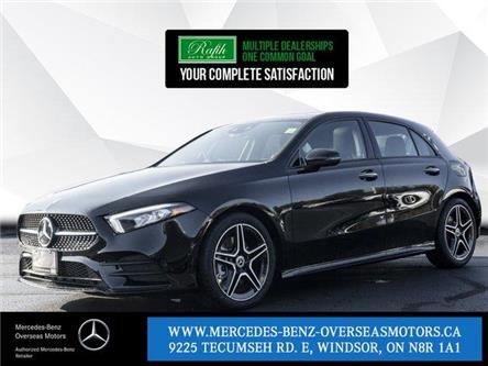 2021 Mercedes-Benz A-Class Base (Stk: M8107) in Windsor - Image 1 of 25