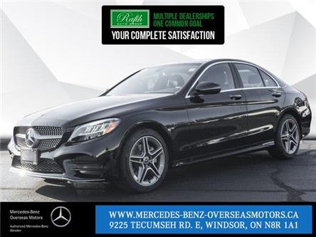 2021 Mercedes-Benz C-Class Base (Stk: M8149) in Windsor - Image 1 of 24