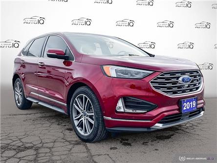 2019 Ford Edge Titanium (Stk: 1342A) in St. Thomas - Image 1 of 30