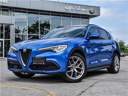 2018 Alfa Romeo Stelvio ti (Stk: U694) in Oakville - Image 1 of 30
