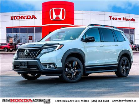 2019 Honda Passport Touring (Stk: 3981) in Milton - Image 1 of 30