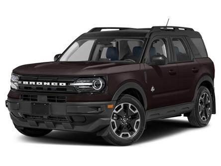 2021 Ford Bronco Sport Outer Banks (Stk: 21-8720) in Kanata - Image 1 of 9
