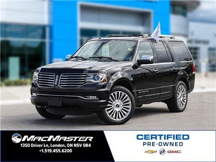 2017 Lincoln Navigator Reserve (Stk: 21P095A) in London - Image 1 of 24