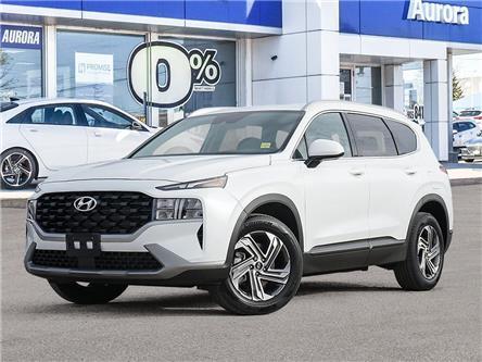 2022 Hyundai Santa Fe  (Stk: 22830) in Aurora - Image 1 of 10