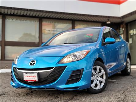 2010 Mazda Mazda3 GX (Stk: 2108265) in Waterloo - Image 1 of 18