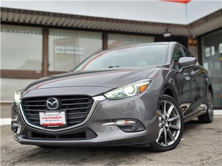 2018 Mazda Mazda3 GT (Stk: 2107205) in Waterloo - Image 1 of 27
