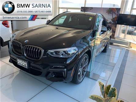 2021 BMW X4 M40i (Stk: BF2168) in Sarnia - Image 1 of 10