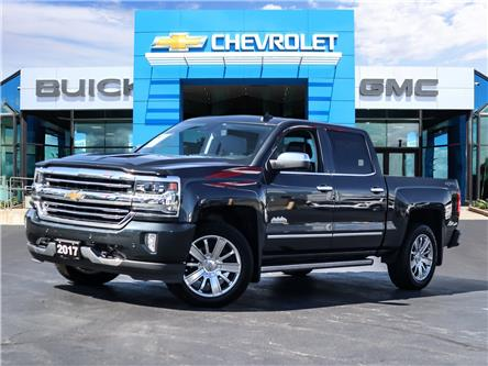2017 Chevrolet Silverado 1500 High Country (Stk: 217657A) in Burlington - Image 1 of 21