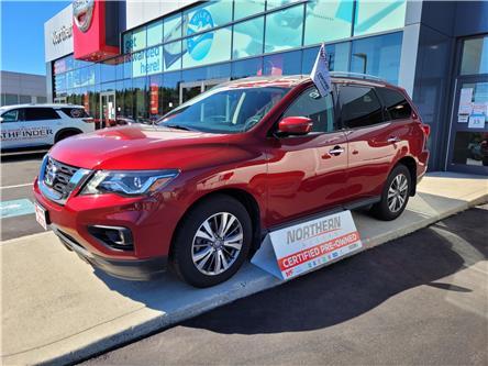 2019 Nissan Pathfinder SV Tech (Stk: 12045A) in Sudbury - Image 1 of 11