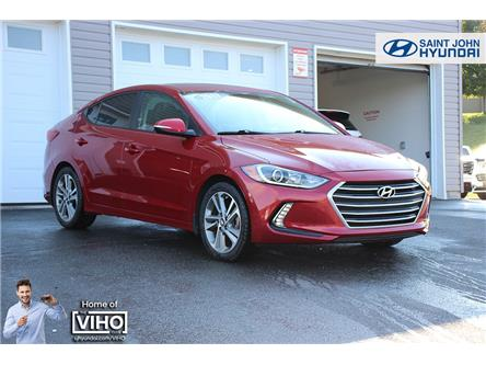 2017 Hyundai Elantra GLS (Stk: U3304) in Saint John - Image 1 of 20
