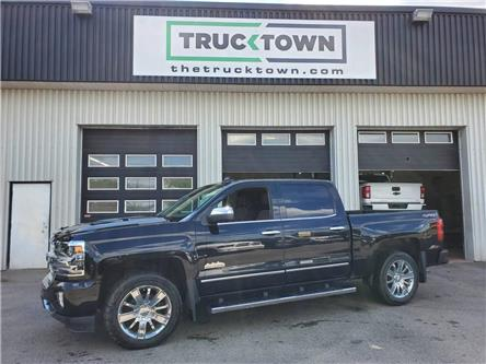2017 Chevrolet Silverado 1500 High Country (Stk: T0513) in Smiths Falls - Image 1 of 22