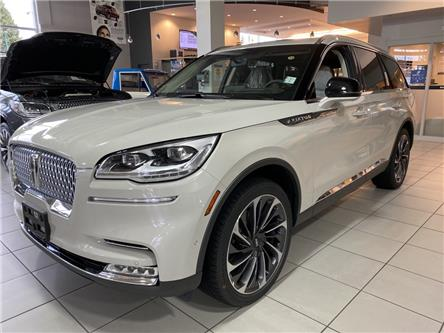 2021 Lincoln Aviator Reserve (Stk: 216386) in Vancouver - Image 1 of 9