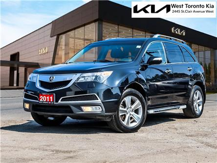 2011 Acura MDX Technology Package (Stk: T22077) in Toronto - Image 1 of 30