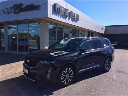 2021 Cadillac XT6 Sport (Stk: 21376) in Smiths Falls - Image 1 of 15