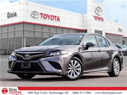 2018 Toyota Camry SE (Stk: D211575A) in Mississauga - Image 1 of 27
