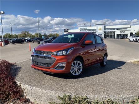 2022 Chevrolet Spark 1LT Manual (Stk: NC004340) in Calgary - Image 1 of 26