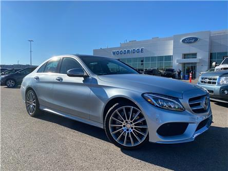 2015 Mercedes-Benz C-Class Base (Stk: T30807B) in Calgary - Image 1 of 23