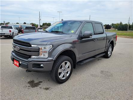 2018 Ford F-150 Lariat (Stk: AE51886) in Goderich - Image 1 of 27
