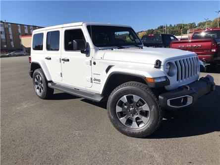2021 Jeep Wrangler Unlimited Sahara (Stk: 21320) in Sherbrooke - Image 1 of 19