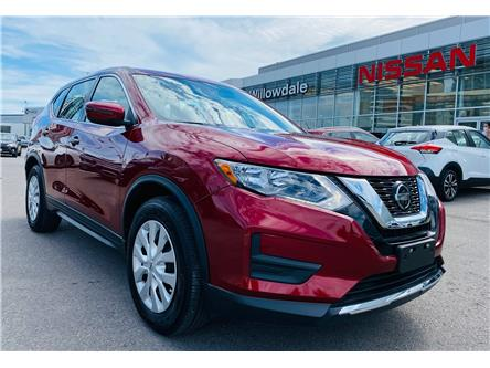 2020 Nissan Rogue S (Stk: E7602) in Thornhill - Image 1 of 20