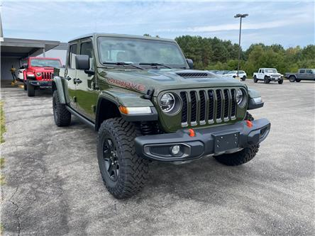 2021 Jeep Gladiator Mojave (Stk: 21156) in Meaford - Image 1 of 24