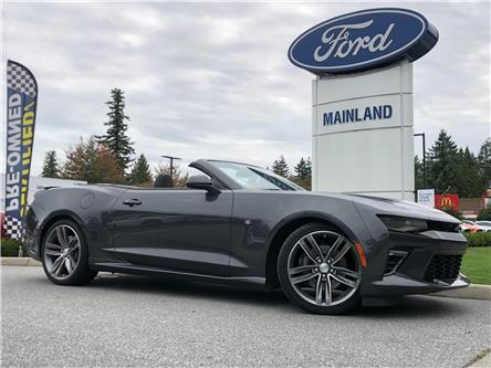 2018 Chevrolet Camaro 2SS (Stk: 21BR4320A) in Vancouver - Image 1 of 30