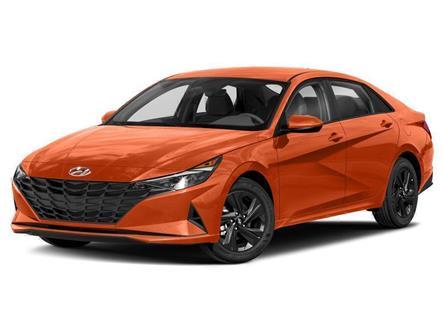 2021 Hyundai Elantra Preferred w/Sun & Tech Pkg (Stk: 30804) in Scarborough - Image 1 of 9