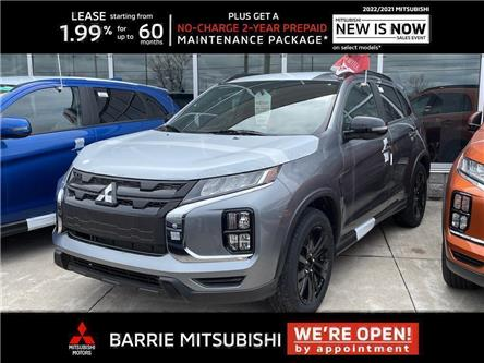 2021 Mitsubishi RVR LE (Stk: M0017) in Barrie - Image 1 of 5