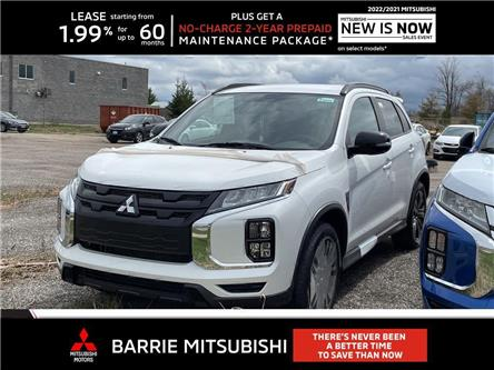 2021 Mitsubishi RVR LE (Stk: M0012) in Barrie - Image 1 of 5