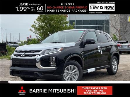 2021 Mitsubishi RVR  (Stk: M0066) in Barrie - Image 1 of 14
