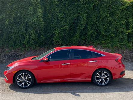 2020 Honda Civic Touring (Stk: M0365A) in London - Image 1 of 25