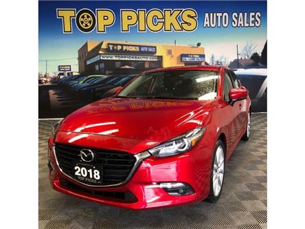2018 Mazda Mazda3 GT (Stk: 264894) in NORTH BAY - Image 1 of 27