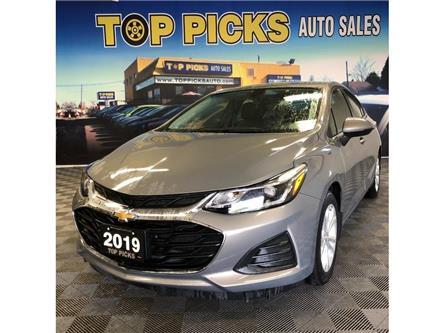 2019 Chevrolet Cruze LT (Stk: 109661) in NORTH BAY - Image 1 of 26