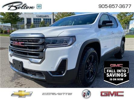 2021 GMC Acadia AT4 (Stk: 136516) in Bolton - Image 1 of 15