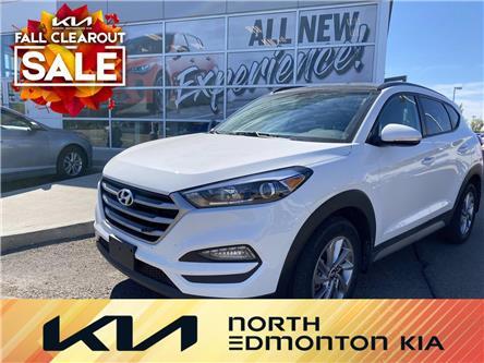 2017 Hyundai Tucson Premium (Stk: 22SE8064A) in Edmonton - Image 1 of 8