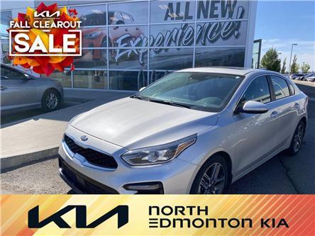 2019 Kia Forte EX Premium (Stk: 22NR5917A) in Edmonton - Image 1 of 30
