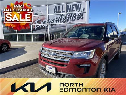 2018 Ford Explorer XLT (Stk: 22CV0352A) in Edmonton - Image 1 of 26