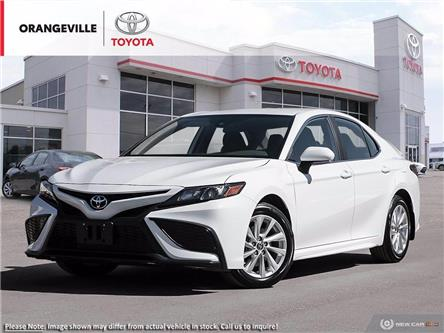 2021 Toyota Camry SE (Stk: 21686) in Orangeville - Image 1 of 23
