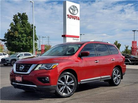 2018 Nissan Pathfinder  (Stk: P2791) in Bowmanville - Image 1 of 30