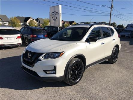 2018 Nissan Rogue Midnight Edition (Stk: 21371) in Ottawa - Image 1 of 24